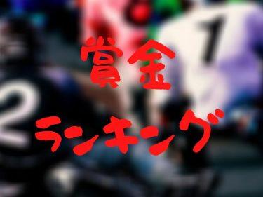 オートレース 近況の選手ランキング、賞金ランキング