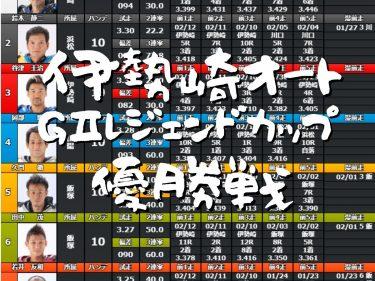 伊勢崎オートレースG2優勝戦20210214